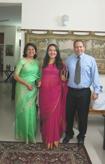 Ready for Wedding Reception // New Delhi