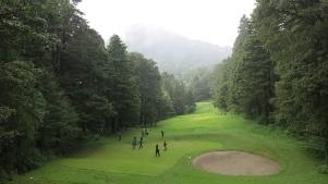 Golf Course // Nainital