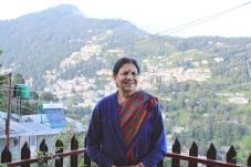 My grandmother // Nainital
