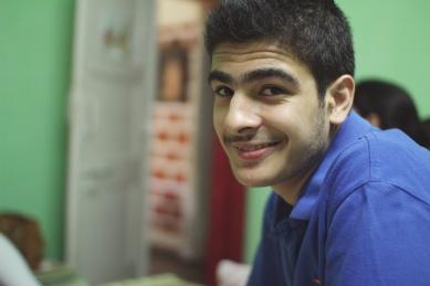 My cousin Karan // Jammu