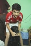 My cousin Uday & Laika // Jammu