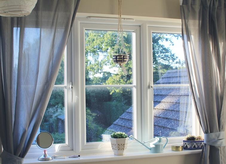 window again